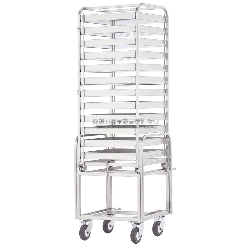 12-layer rack&trolley