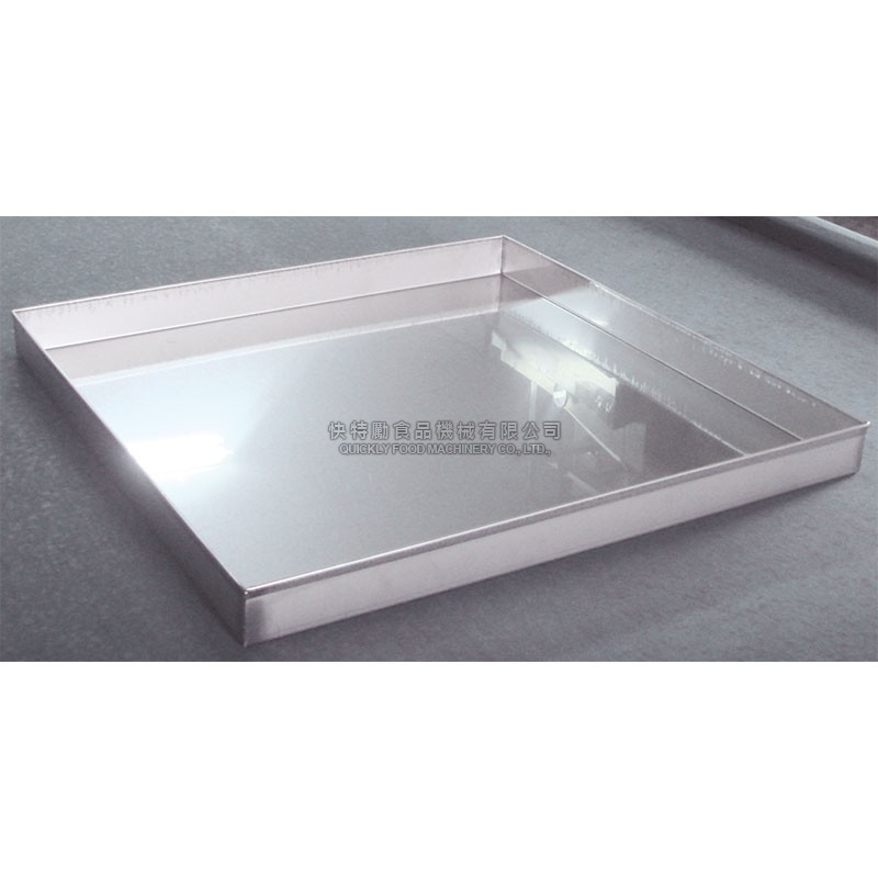 Hole-less steaming Tray