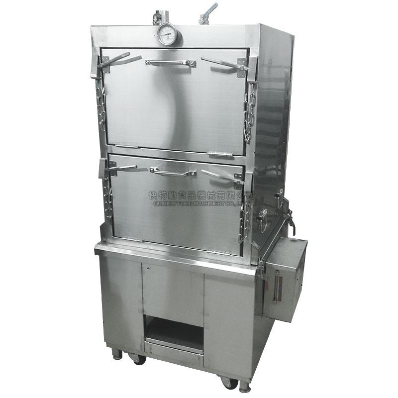 蒸汽爐台-快特勵食品機械有限公司