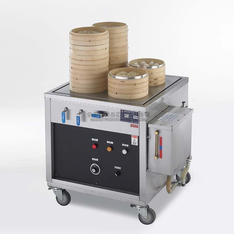Commercial Dim Sum Steamer